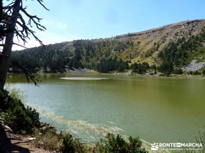 Lagunas de Neila y Cañón del Río Lobos;rutas cercedilla cercedilla rutas viajes programados